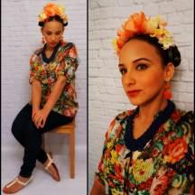 Frida Kahlo Blouse ModCloth