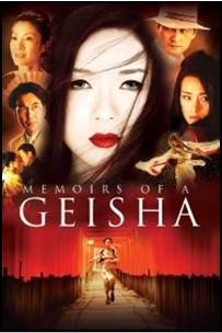 Memoirs of a Geisha Movie