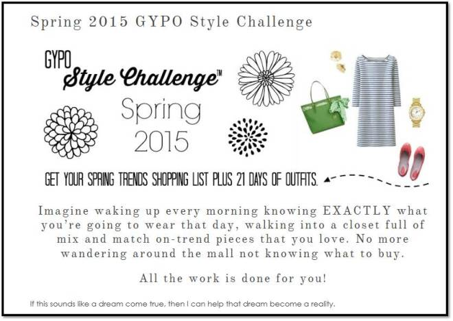 Spring Style Challenge
