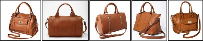 Brown Purses