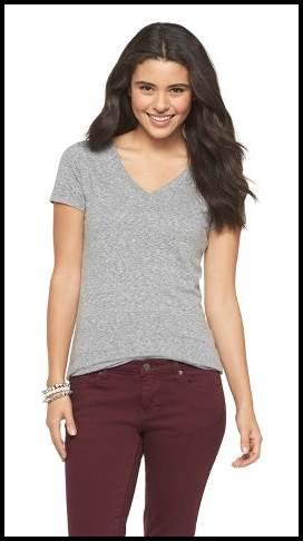 Grey Tshirt Target