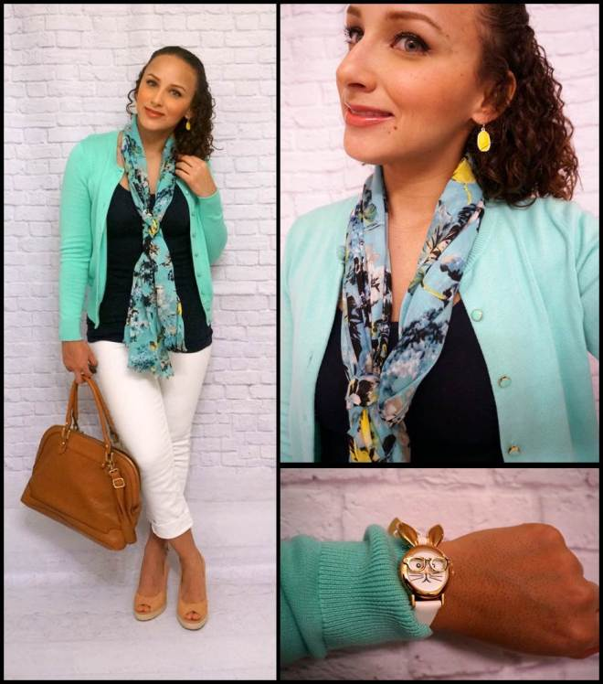 Spring Style Challenge Day Three