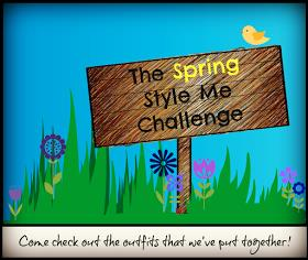 Spring style me challenge pic